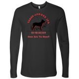 How Are Ya Now Podcast Three Legged Dog IPA Long Sleeve