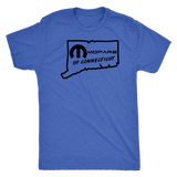 MOPARS of Connecticut Mens Triblend Tee