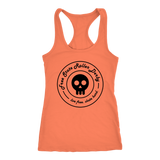 Free State Roller Derby Racerback Tank
