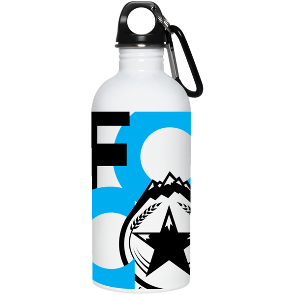 FOCO Roller Derby Stainless Steel Water Bottle