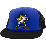 Fairbanks Rollergirls FBXRG Trucker Hat with Snapback