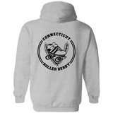 Connecticut Roller Derby Pullover Hoodie