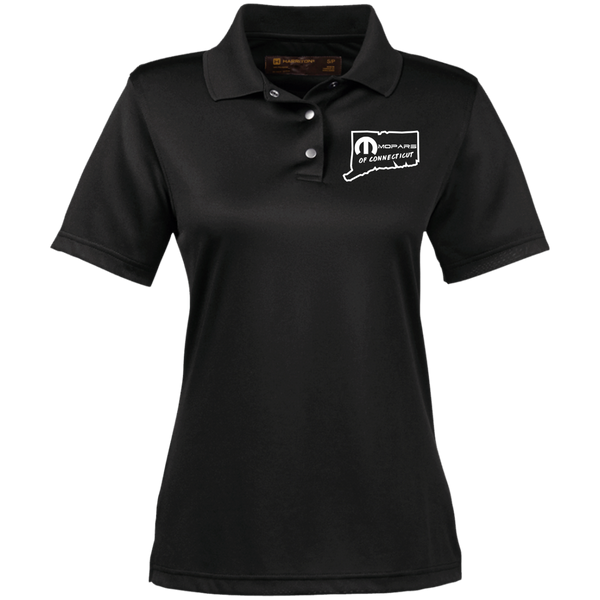Mopars Ladies' Snap Placket Performance Polo