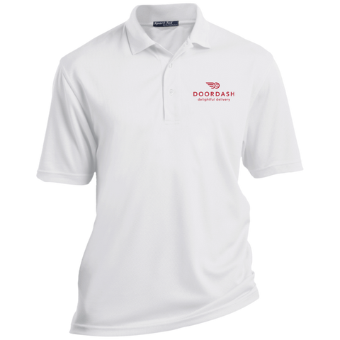 Doordash Tall Dri-Mesh Short Sleeve Polo
