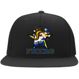 Fairbanks Rollergirls FBXRG Flat Bill Twill Flexfit Cap