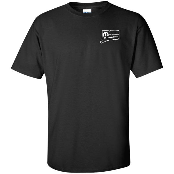 MOPARS of Connecticut Tall Ultra Cotton T-Shirt