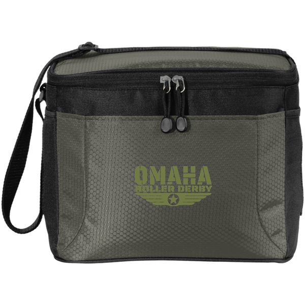 Omaha Roller Derby 12-Pack Cooler