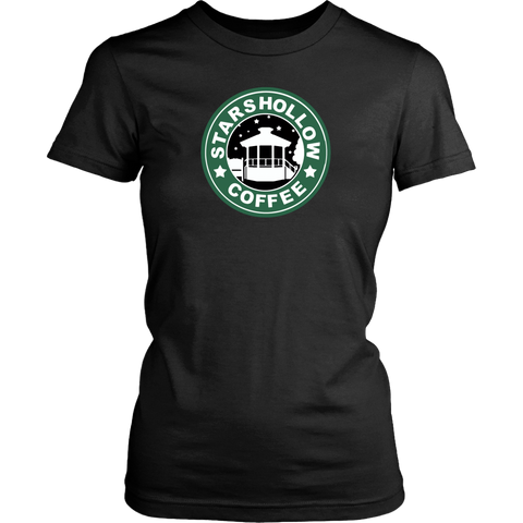 Stars Hollow Coffee Shirt