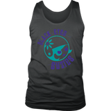 Black Eyed Suzies Free State Roller Derby Mens Tank