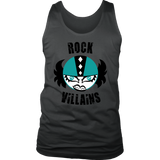 Rock Villains Free State Roller Derby Mens Tank