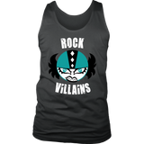 Rock Villains Free State Roller Derby Villains Tank