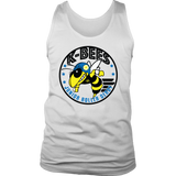 K-Bees Jr Roller Derby Mens Tank