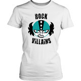 Rock Villains Free State Roller Derby Womens Tee