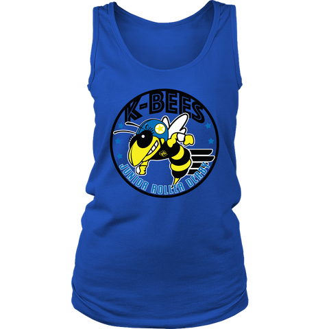 K-Bees Jr Roller Derby Womens Tank