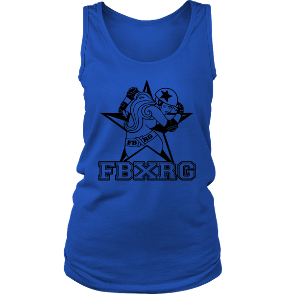 Fairbanks Rollergirls FBXRG Womens Tank