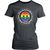 Free State Roller Derby Pride Womens Tee