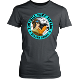 Foothill Foxy Flyers Womens Tee