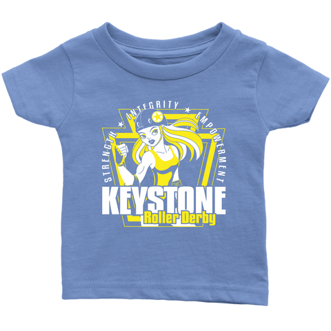 Keystone Roller Derby Infant Shirt