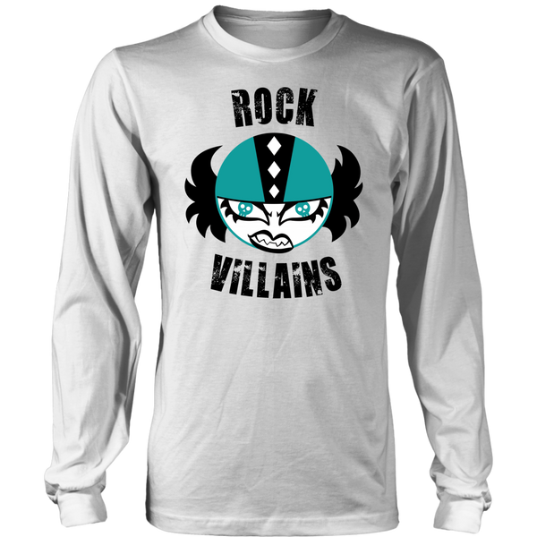 Free State Rock Villains Long Sleeve Shirt