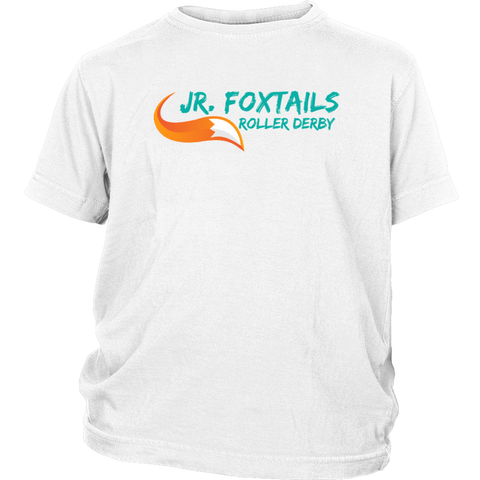 Foothill Foxy Flyers Jr Foxtails Roller Derby Youth Shirt