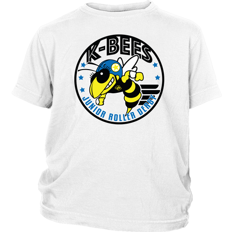 K-Bees Jr Roller Derby Youth Shirt