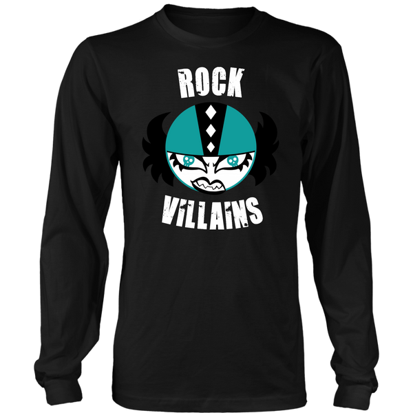 Free State Rock Villains Long Sleeve Tee
