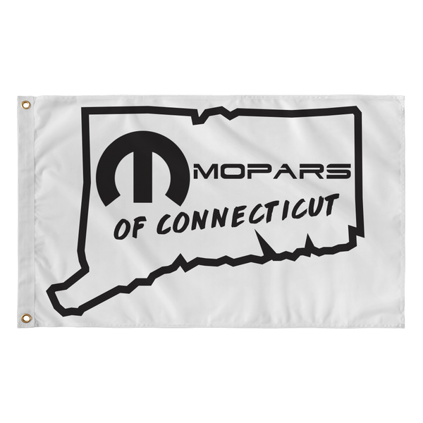 MOPARS of Connecticut Flag