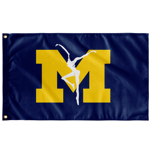 DMB Firedancer Flag, Michigan State