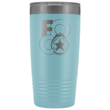 FOCO Roller Derby 20oz Insulated Tumbler
