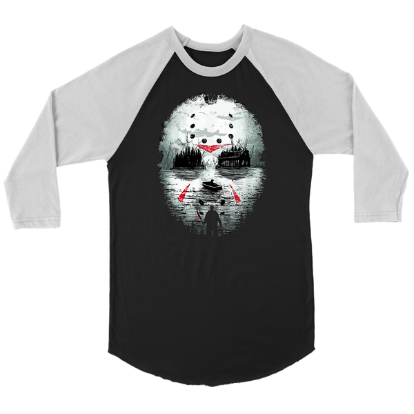 Camp Crystal Lake Jason Raglan