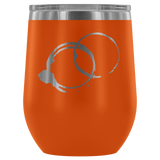 DMB Coffee Rings Insulated Wine Cup