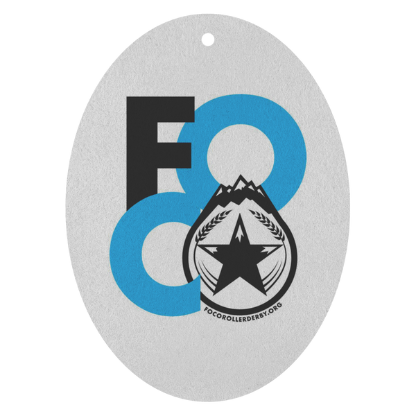 FOCO Air Freshener (choose your scent!)
