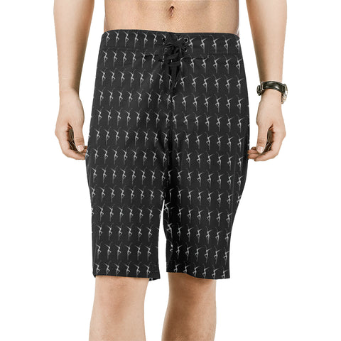 All Over Print Mens Board Shorts