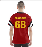 How Are Ya Now Podcast Logo CUSTOMIZABLE Jersey