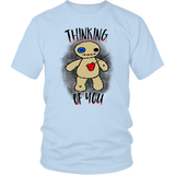 Thinking of You Voodoo Unisex Tee