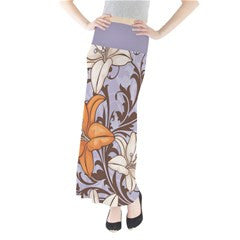 Design Your Own! Women's Maxi Skirt