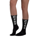 Connecticut Roller Derby Socks