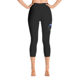 Infinity Roller Derby Yoga Top Capri Leggings