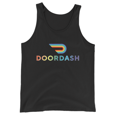 Doordash Pride Unisex  Tank Top