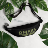 Omaha Roller Derby Fanny Pack