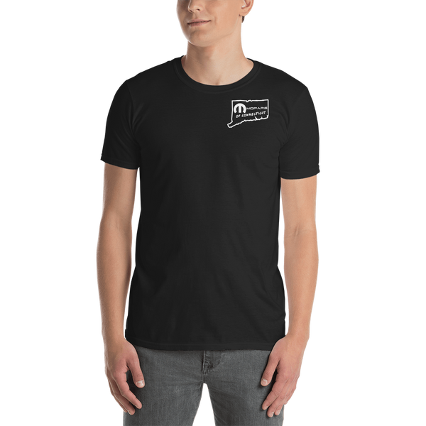 MOPARS of Connecticut Short-Sleeve Unisex T-Shirt