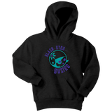 Black Eyed Suzies Free State Roller Derby Youth Hoodie