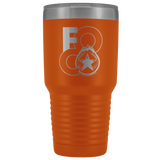 FOCO Roller Derby 30oz Insulated Tumbler