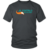 Foothill Foxy Flyers Jr Foxtails Roller Derby Unisex Tee