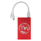 Foothill Foxy Flyers Power Bank