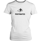 Postmates Womens Cut Tee