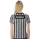 Custom Sublimated Womens Referee Jersey