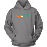 Foothill Foxy Flyers Jr Foxtails Roller Derby Unisex Hoodie