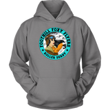 Foothill Foxy Flyers Unisex Hoodie