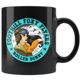 Foothill Foxy Flyers Mug
